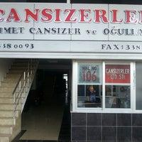Photo taken at Cansızerler  Hal  No:106 by Fatih C. on 3/20/2014