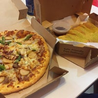 Photo taken at Domino's Pizza by Emy S. on 12/11/2016