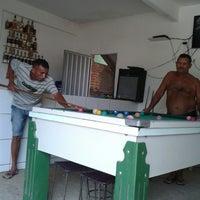 Photo taken at Bar do Gibão by Matheus P. on 2/15/2014