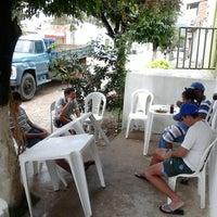 Photo taken at Bar do Gibão by Matheus P. on 2/9/2014