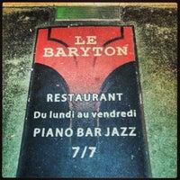 Photo prise au Le Baryton par Marc C. le6/25/2013