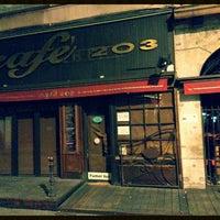 Photo prise au Café 203 par Marc C. le5/20/2013