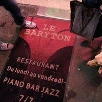 Photo prise au Le Baryton par Marc C. le4/29/2013