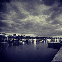 Photo taken at Quai jean moulin by Marc C. on 9/20/2013