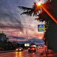 Photo taken at Парк Македонија by Iva C. on 9/8/2015