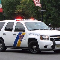 Photo taken at NJ State Police - Troop B Somerville by Karl J. on 12/31/2013