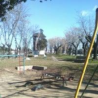 Photo taken at San Antonio de Areco by Victoria M. on 6/10/2016