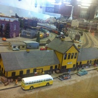 Photo taken at Edward Peterman Museum of Railroad History by Coşkun S. on 4/5/2017