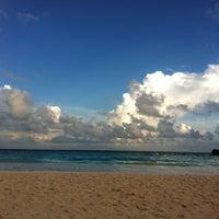 Photo taken at Warwick Long Bay by Jhocef M. on 8/2/2013