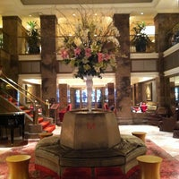 Photo taken at The Michelangelo Hotel by Jhocef M. on 7/3/2013