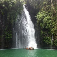 Photo taken at Tinago Falls by Fhinel Cristyl on 8/12/2013