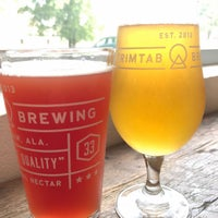 Photo taken at Trimtab Brewing Company by Nicole M. on 7/1/2017