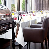 Das Foto wurde bei Wilson's Restaurant von Wilson's Restaurant am 11/1/2013 aufgenommen