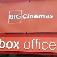 Photo taken at Big Cinemas by Reshma R. on 8/2/2014