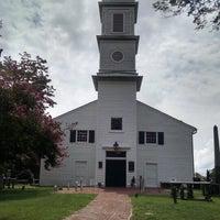 Photo taken at St. John's Church by Amy B. on 8/23/2014