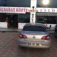 Photo taken at Akçabat Et Rest by GiyimDe Giyim on 2/28/2014