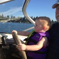 Photo taken at Steilacoom Lake by Scott W. on 7/20/2013