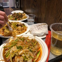 Photo prise au Xi'an Famous Foods par Jessalyn C. le2/27/2018