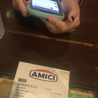 Photo taken at Amici Madison by Molly C. on 7/30/2017