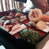 Photo taken at Kazu's Sushi by Dannie G. on 1/22/2014