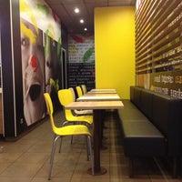 7/28/2013 tarihinde Elena V.ziyaretçi tarafından McDonald's'de çekilen fotoğraf