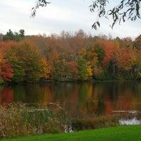 Photo taken at Shortts Lake by Kevin W. on 10/17/2012