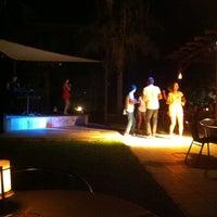Photo taken at Pool Bar Sirene Golf by Sinem Y. on 7/10/2013