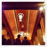 Снимок сделан в Civic Opera House пользователем Drew J. 5/2/2013