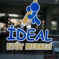 Photo taken at ideal etüt merkezi by Filiz Y. on 8/16/2013