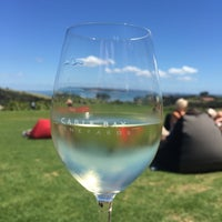 Photo taken at Cable Bay Winery by Agneishca S. on 3/3/2017
