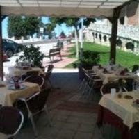 Photo taken at Restaurante Valderrey by Carlos Deza M. on 7/3/2013