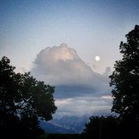 Photo taken at La Biollitte by Olivier M. on 8/20/2013