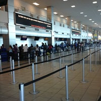 Photo taken at Tocumen International Airport (PTY) by Alejandro S. on 1/25/2013
