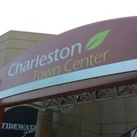 Photo taken at Charleston Town Center Mall by Tony R. on 7/25/2014