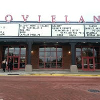 Photo taken at Bow Tie Movieland at Boulevard Square by Matheus G. on 10/12/2013