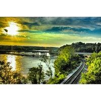 Photo taken at The Train Bridge by Matheus G. on 9/6/2013