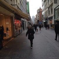 Photo taken at Kapellestraat by Marina D. on 11/16/2013