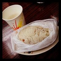 Photo taken at 滿堂樂靚湯上海麵 by Johnny L. on 9/26/2013