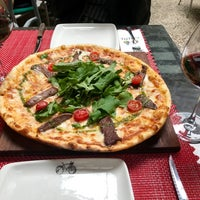 3/23/2018 tarihinde Özbil C.ziyaretçi tarafından Gazetta Brasserie - Pizzeria'de çekilen fotoğraf