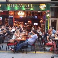 Photo taken at Millwall English Pub by Ömer C. on 8/16/2013