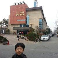 Photo taken at 천주교 화곡2동성당 by Jong Hyun Andrew K. on 11/24/2013