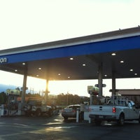 Photo taken at Chevron by Edward L. on 2/20/2013