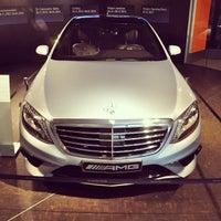 Das Foto wurde bei Mercedes-Benz Museum von Tudor T. am 12/12/2013 aufgenommen