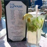 Photo taken at Ice House Restaurant & Bar by Daina P. on 8/29/2013
