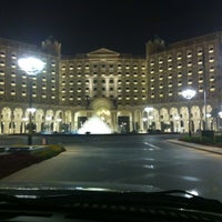 Photo taken at The Ritz-Carlton, Riyadh by Nawaaf A. on 7/18/2013
