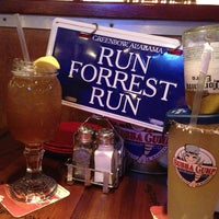 Photo taken at Bubba Gump Shrimp Co. by Angie C. on 7/17/2013