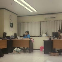 Photo taken at Bank BRI by Cloudia K. on 7/31/2013