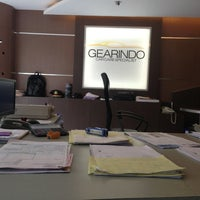 Photo taken at gearindo by Meutia H. on 7/8/2013
