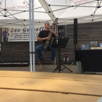 Photo taken at Le Marché St. Norbert Farmer's Market by Jacob G. on 8/16/2014