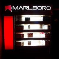Photo taken at MARLBORO lounge -TGU by MC M. on 6/28/2013